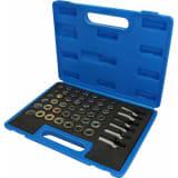 BRILLIANT TOOLS Kit de réparation à filetage pour bac à huile 114 pcs