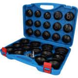 BRILLIANT TOOLS Juego de llaves y tapas de filtro de aceite 30 piezas