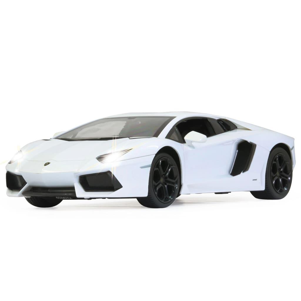 Jamara RC Lamborghini Aventador RTR Verlichting 1 14 Wit
