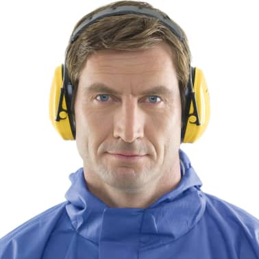 Casque 3M antibruit jaune OPTIME 1 PELTOR H510A[2/2]