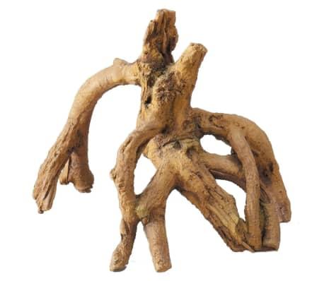 Aqua d'ella Mangroverot 17x11,5x14cm PET harts