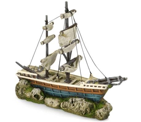 Aqua d'ella Sailboat 38x12.5x31.5 cm 234/416204[1/2]