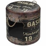 D&D Boîte d'animaux de compagnie Gasoline L 42x40 cm Marron 434/431665