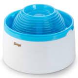 Ebi Distributeur d'eau pour animaux Mango 20x14cm 1,5L Bleu 603/445747