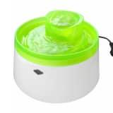 Ebi Distributeur d'eau d'animaux Cascade 1,5 L Vert citron 603/445761