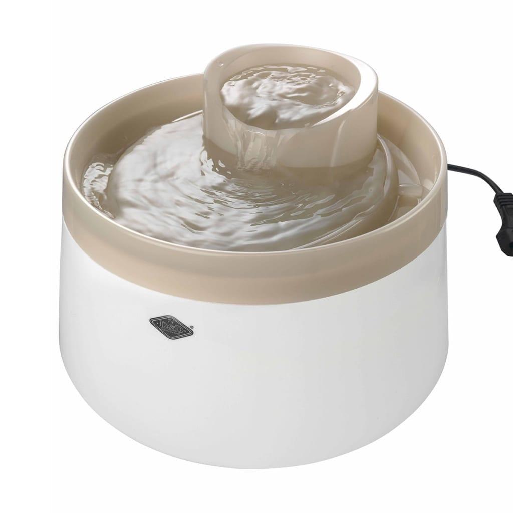 Afbeelding van Ebi Huisdieren waterdispenser Cascade 22x15 cm 1,5 L bruin 603/445778