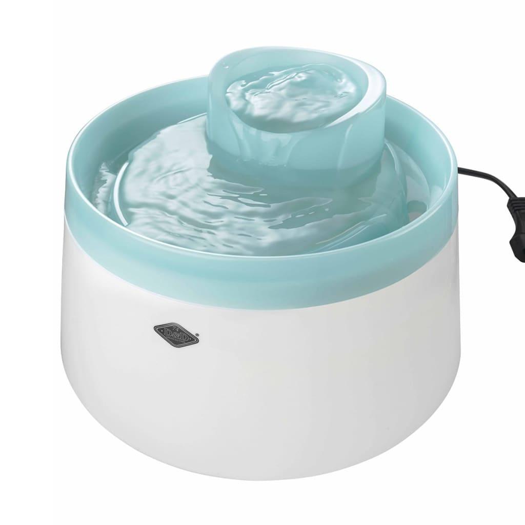 Afbeelding van Ebi Huisdieren waterdispenser Cascade 22x15 cm 1,5 L blauw 603/445785
