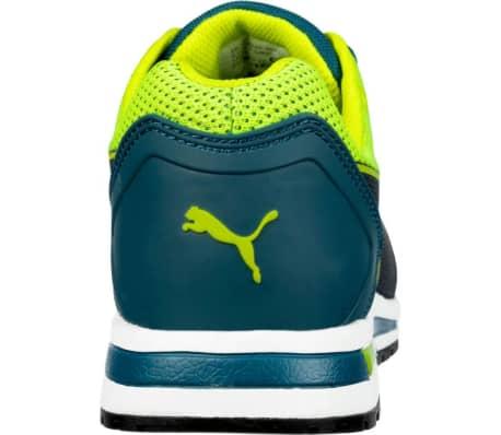 Basket de sécurité Puma Elevate Knit Green Low S1P ESD HRO SRC