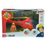 Pompier Sam hélicoptère Wallaby Figure Bo +