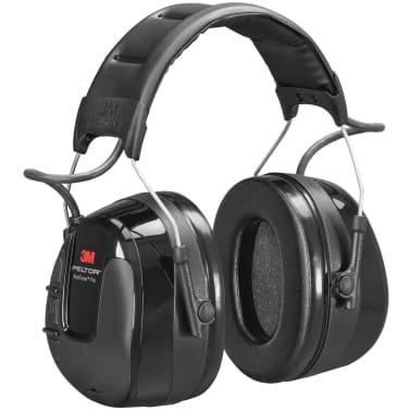 3M Protection auditive avec radio Worktunes Pro Peltor Noir 34732[1/2]