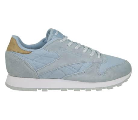 Dames sneakers licht blauw
