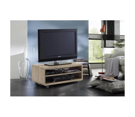 justyou bernhard ii lowboard sonoma eiche g nstig kaufen. Black Bedroom Furniture Sets. Home Design Ideas