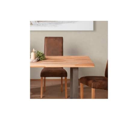 justyou heimdall essgruppe kernbuche braun edelstahl g nstig kaufen. Black Bedroom Furniture Sets. Home Design Ideas