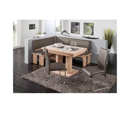 justyou dodecanese essgruppe sonoma eiche grau g nstig kaufen. Black Bedroom Furniture Sets. Home Design Ideas