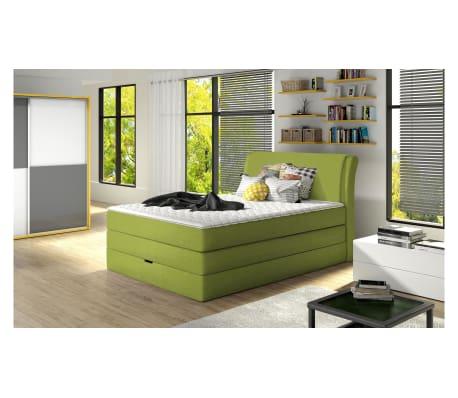 justyou amalfi boxspringbett gr n 120x200 g nstig kaufen. Black Bedroom Furniture Sets. Home Design Ideas