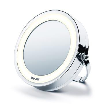 Beurer Kosmetinis veidrodis su apšvietimu BS59, sidabro sp., 584.10[2/8]