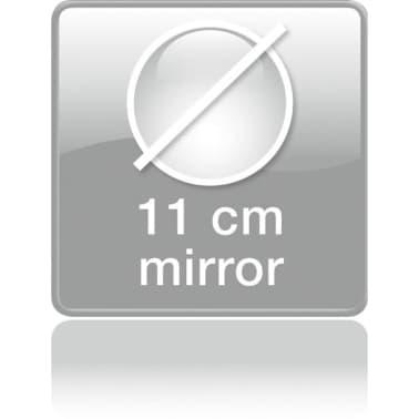 Beurer Kosmetinis veidrodis su apšvietimu BS59, sidabro sp., 584.10[5/8]