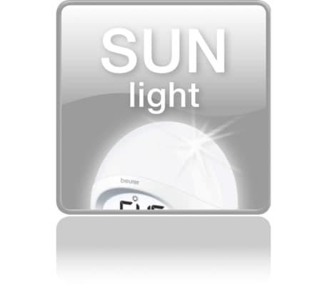 Beurer Simulateur d'aube WL32 blanc 589.22[11/13]