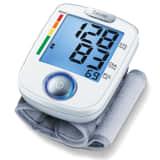 Beurer Handgelenk Blutdruckmessgerät BC44 Weiß 659.05