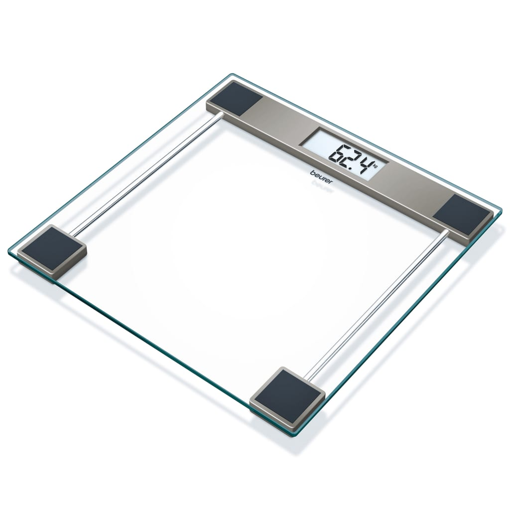 Beurer Personenwaage GS 11 Glas Transparent