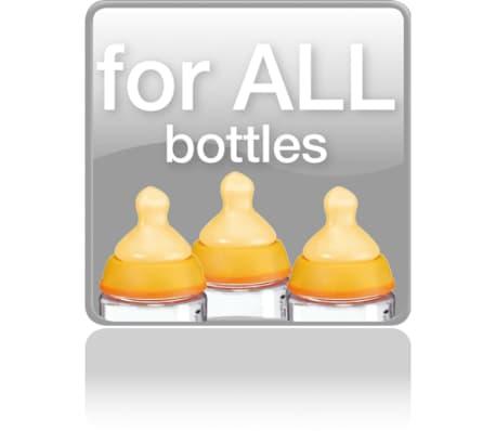 Beurer Appareil de chauffe numérique pour biberon et nourriture BY52 80 W[3/3]