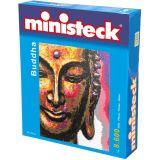 Ministeck – Budha - 8600st - Mosaiksteine