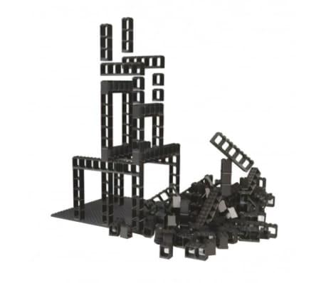 knikkerbaan constructie-elementen 77-delig