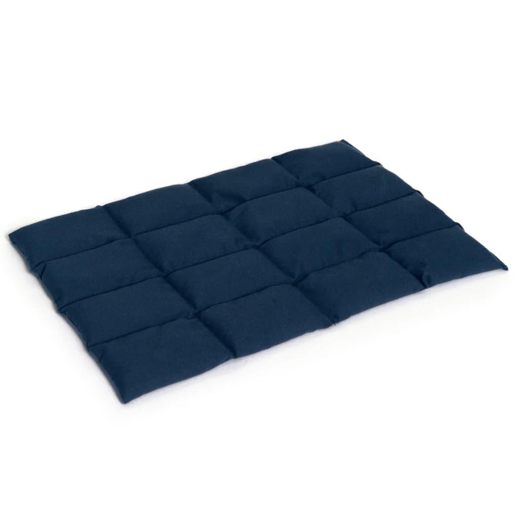 Afbeelding van Sissel Warmtekussen lijnzaad Linum 45x30 cm blauw SIS-150.052