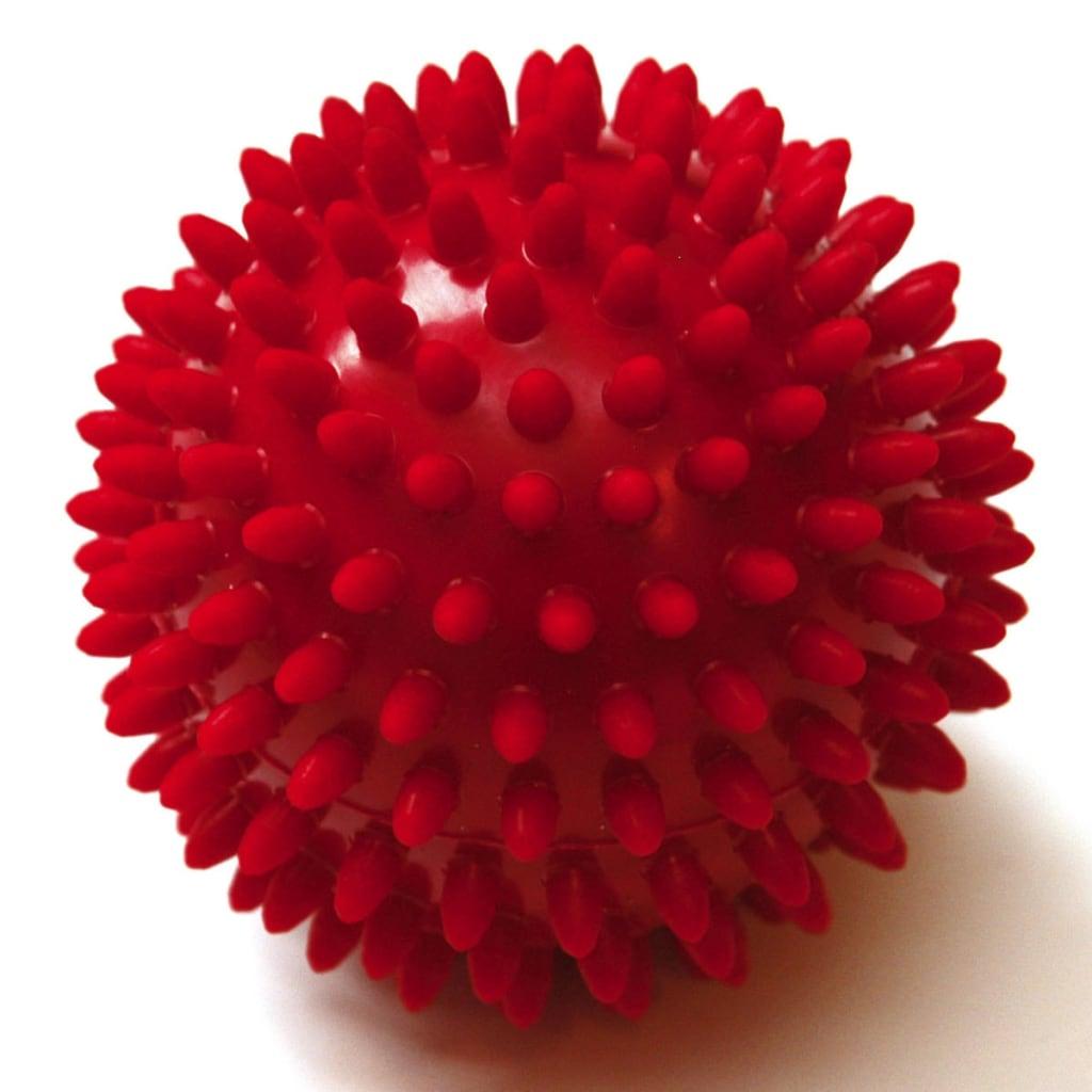 Sissel Massagebälle Spiky 2 Stk. 9 cm Rot SIS-161.009