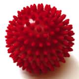 Sissel Palla con Punte per Massaggi 2 pz 9 cm Rosso SIS-161.009