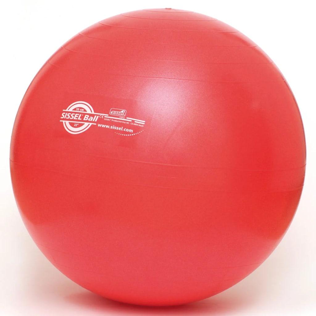 Sissel Gymnastikball 75 cm Rot SIS-160.065
