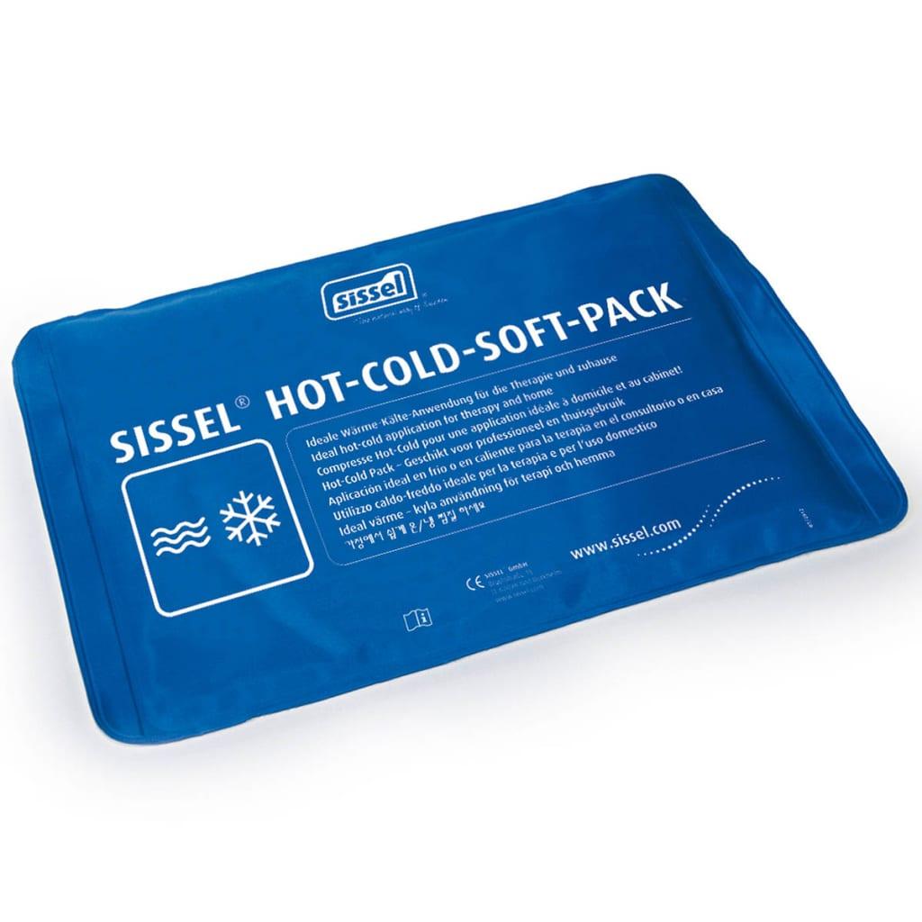 Afbeelding van Sissel Heet/koud kompres blauw en bordeauxrood SIS-150.015