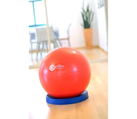 Sissel Gymnastikball-Stabilisator 45 cm Blau SIS-160.016[3/4]