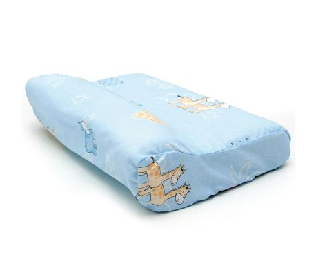 Sissel Ortopedisk kudde Soft Bambini blå 35x25x9 cm SIS-110.007