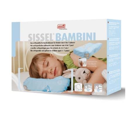 Sissel Ortopedisk kudde Soft Bambini blå 35x25x9 cm SIS-110.007[3/3]