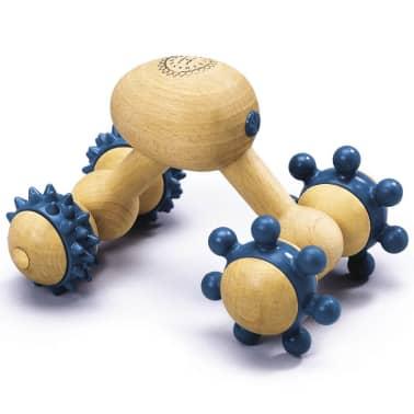 Sissel Massageroller Fit-Roller Ergo-Roller 13x9x10 cm SIS-161.021[3/3]