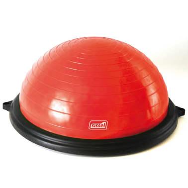 Sissel Balancetrainer-Ball Fit-Dome Pro 60 x 25 cm Orange SIS-160.311[2/4]