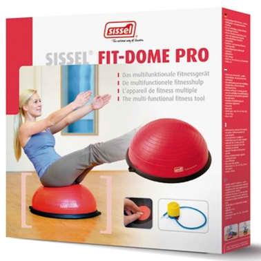 Sissel Balancetrainer-Ball Fit-Dome Pro 60 x 25 cm Orange SIS-160.311[4/4]