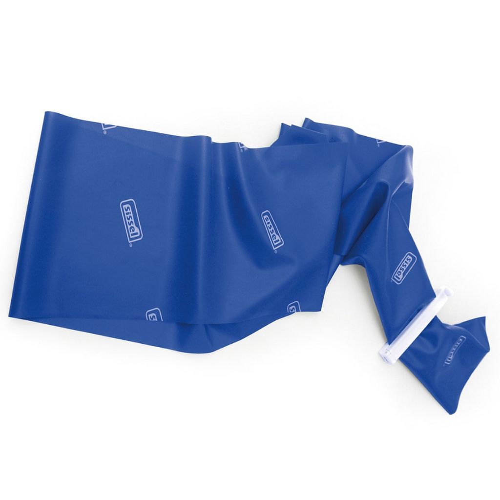 Sissel Stretchband Fitband Blau 14,5 x 500 cm SIS-163.012