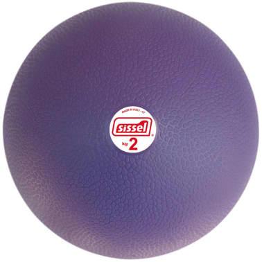 Sissel Medisinball 2 kg fiolett SIS-160.321[2/3]