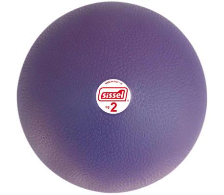 Sissel Medisinball 2 kg fiolett SIS-160.321[3/3]