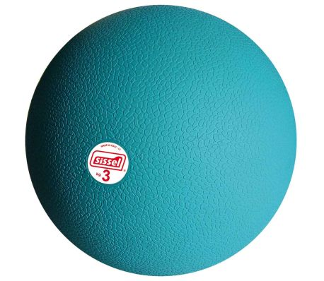 Sissel Medisinball 3 kg blå SIS-160.322
