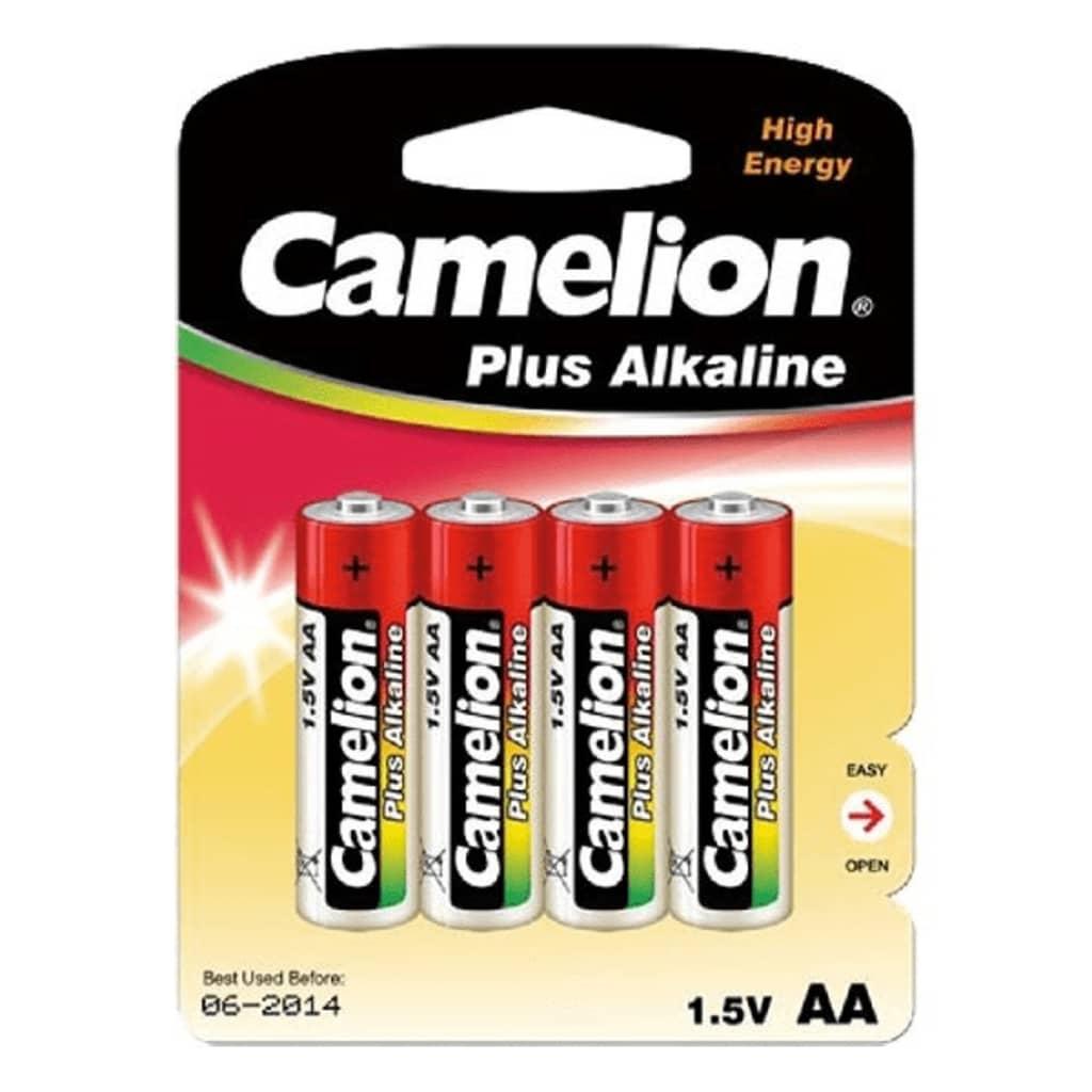 Basic Camelion Penlite AA Batterien 4 Stück