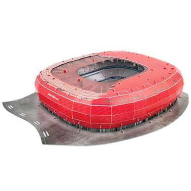 Nanostad Juego puzzle 3D 119 piezas Allianz Arena PUZZ180053[1/3]