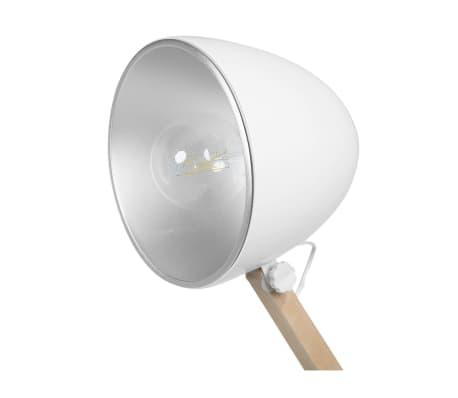 Lámpara de pie blanca 175 cm HETTON[7/11]