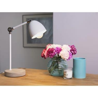 Lámpara de mesa blanca CHANZA[1/10]