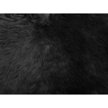 Nature Bodenabdeckung 3,3 x 5 m Schwarz 6030302