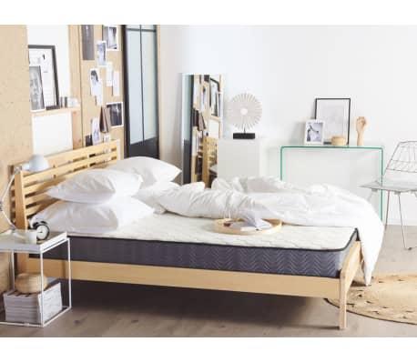 acheter matelas en mousse et ressort 160 x 200 cm bliss pas cher. Black Bedroom Furniture Sets. Home Design Ideas