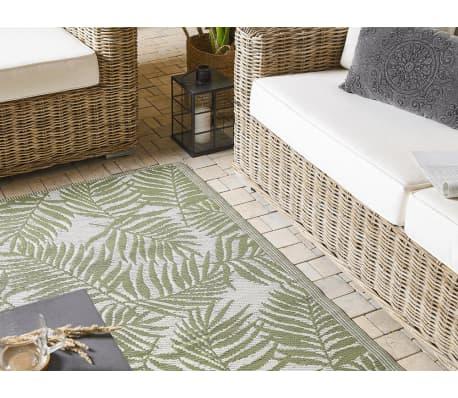 outdoor teppich gr n 120 x 180 cm kota g nstig kaufen. Black Bedroom Furniture Sets. Home Design Ideas