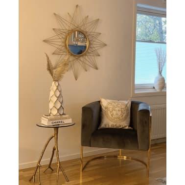 Vase en céramique blanche AVILA[7/10]